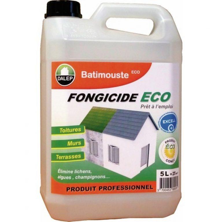 Antimousse fongicide - anti dépot vert - 5 litres - Batimousse ECO DALEP