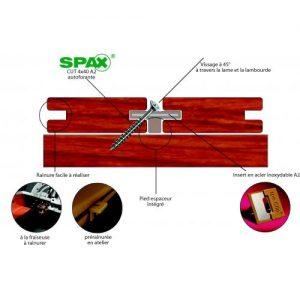 spax hardwood