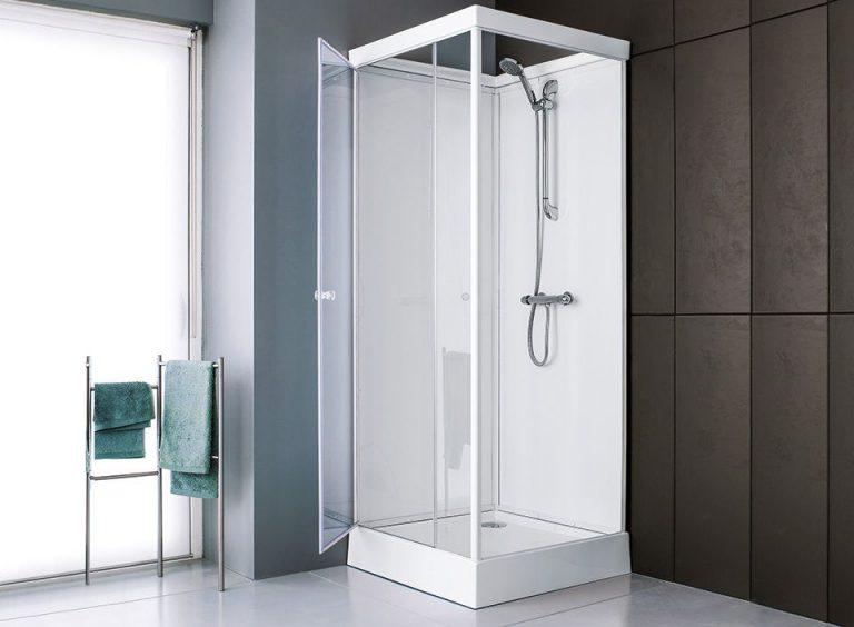Cabine et paroi de douche leda