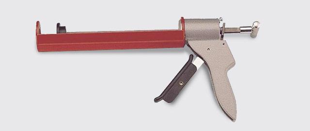 le pistolet silicone h40 le plus puissant de sa cat gorie comptoir de bricozor. Black Bedroom Furniture Sets. Home Design Ideas