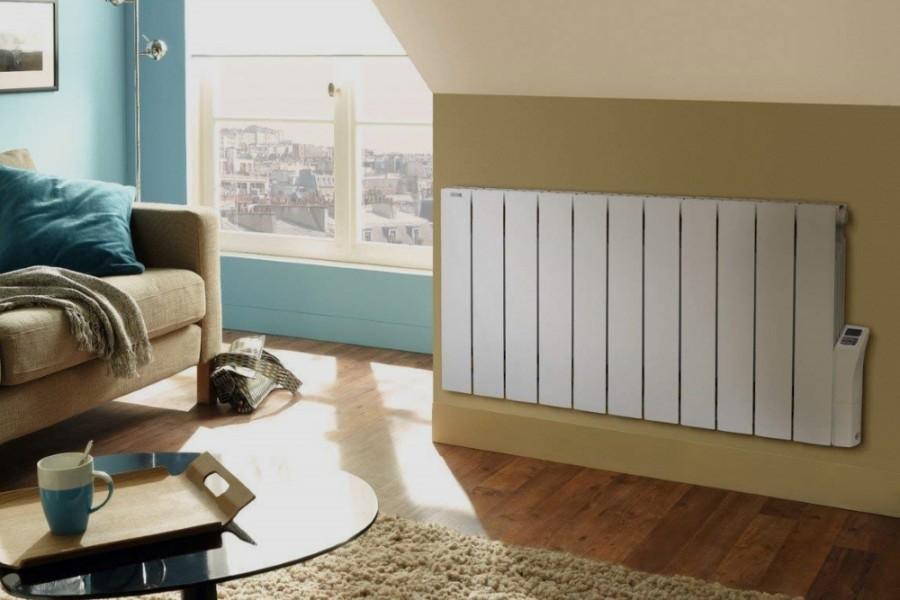 radiateur électrique salon