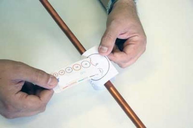 Mesurer tube plomberie