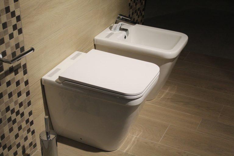 wc et bidet