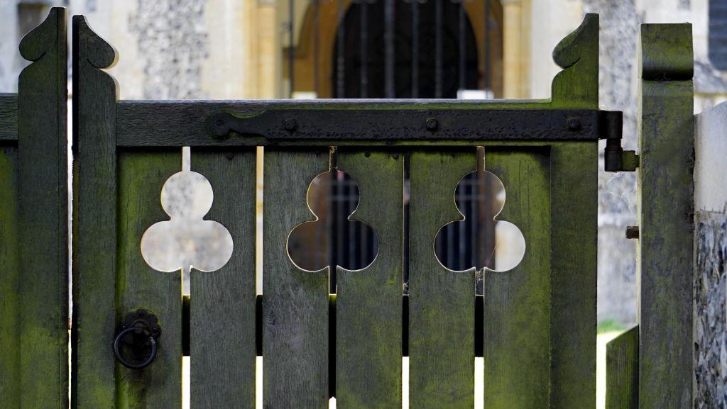 Gond de portail