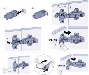 schema pose limitateur angle
