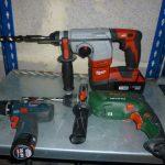 Construction d'un plancher en bois : les outils