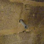 Construction d'un plancher en bois : le scellement chimique
