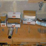 Construction d'un plancher en bois : le matériel