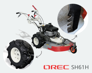 Tondeuse débroussailleuse Orec SH61H