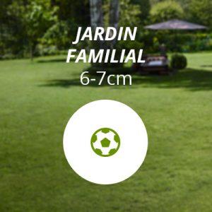Hauteur de la pelouse pour un jardin familial