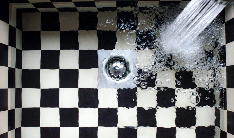 Bonde de douche