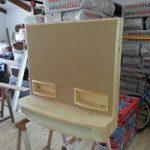 Bureau bois DIY