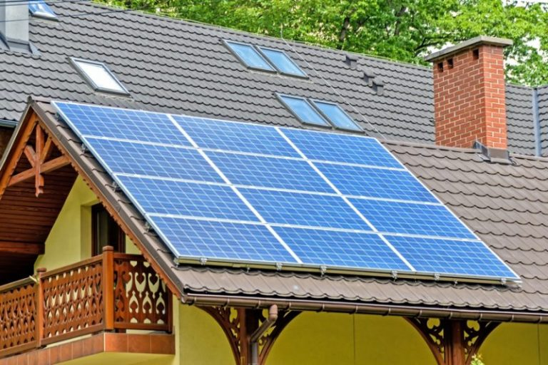 Panneau solaire chauffage