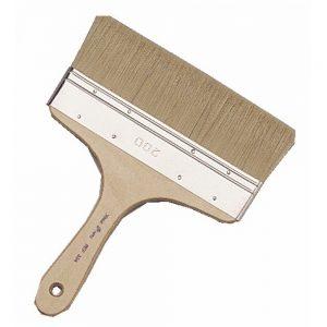 A appliquer avec une brosse spalter dans le sens des lames