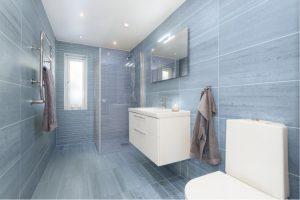 Rénovation salle de bain à l'italienne