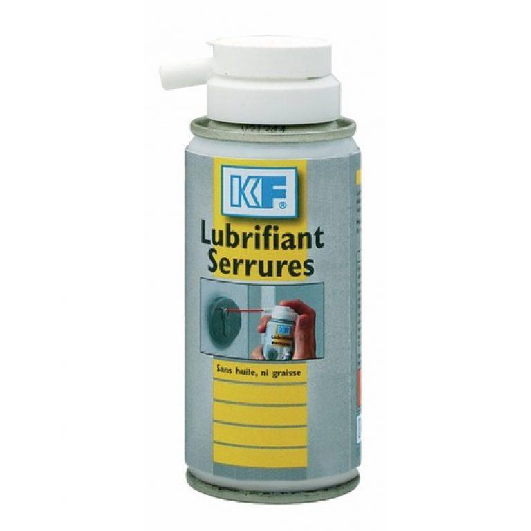 lubrifiant serrure kf