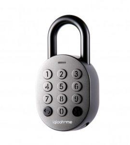 smart padlock igloohome