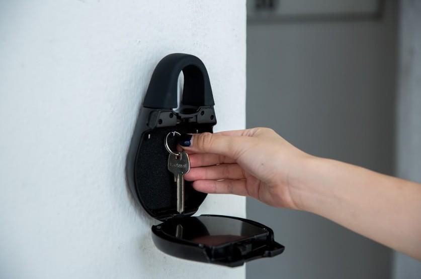 smart keybox igloohome