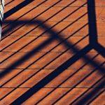 terrasse bois soleil