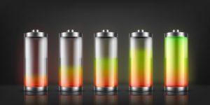 niveau charge batterie