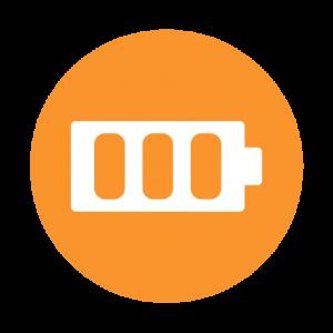 picto batterie autonomie