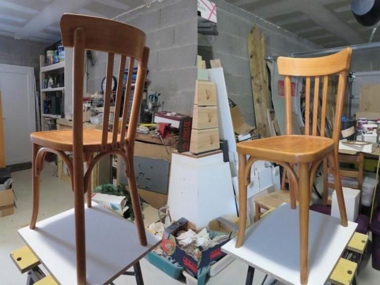 diy chaise avant
