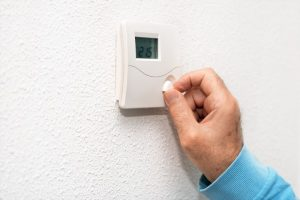 Emplacement du thermostat des radiateur