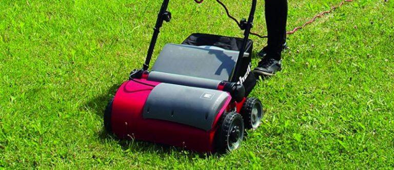 Scarificateur pelouse Einhell