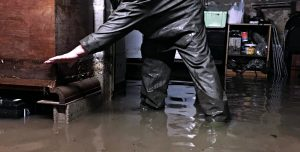 cave inondation