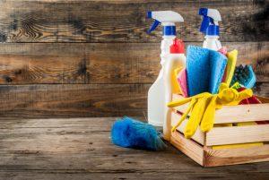 Produits de nettoyage pour le bois