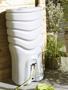 Raccordement eau de pluie cuve Eda