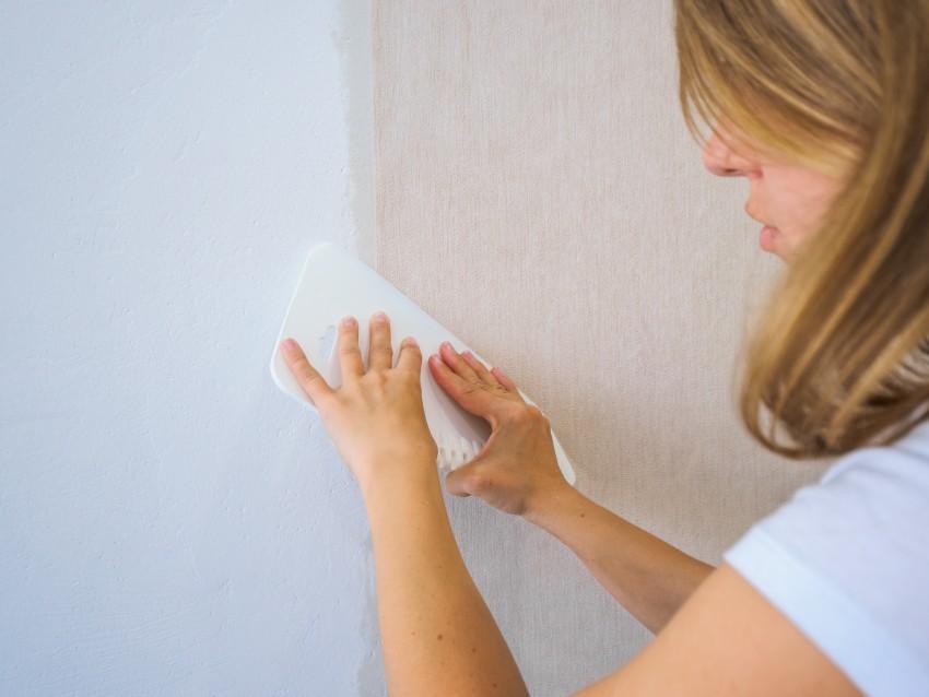 femme papier peint