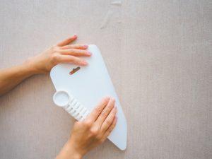 outil papier peint plat