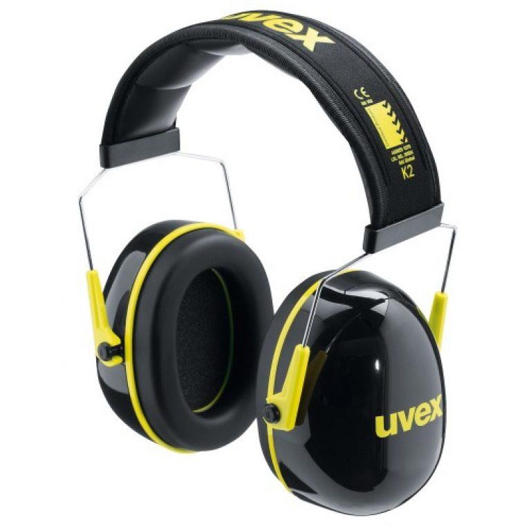 casque anti bruit k2 uvex