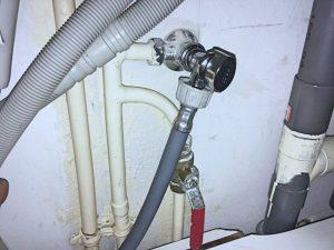 robinet d'alimentation en eau machine à laver
