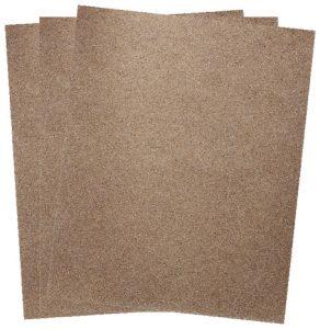 papier verre silex