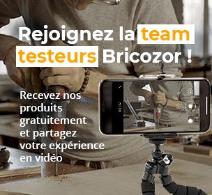 Rejoignez la team testeurs Bricozor