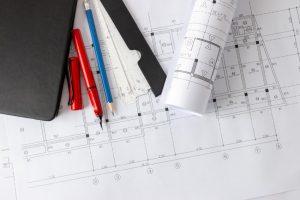 plan maison mur porteur