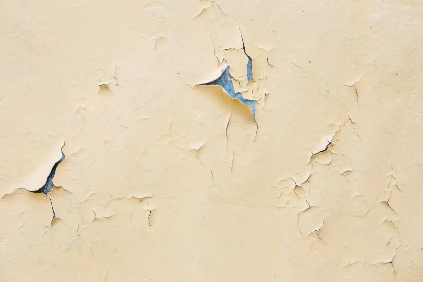 peinture ecaille mur