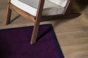 tapis parquet