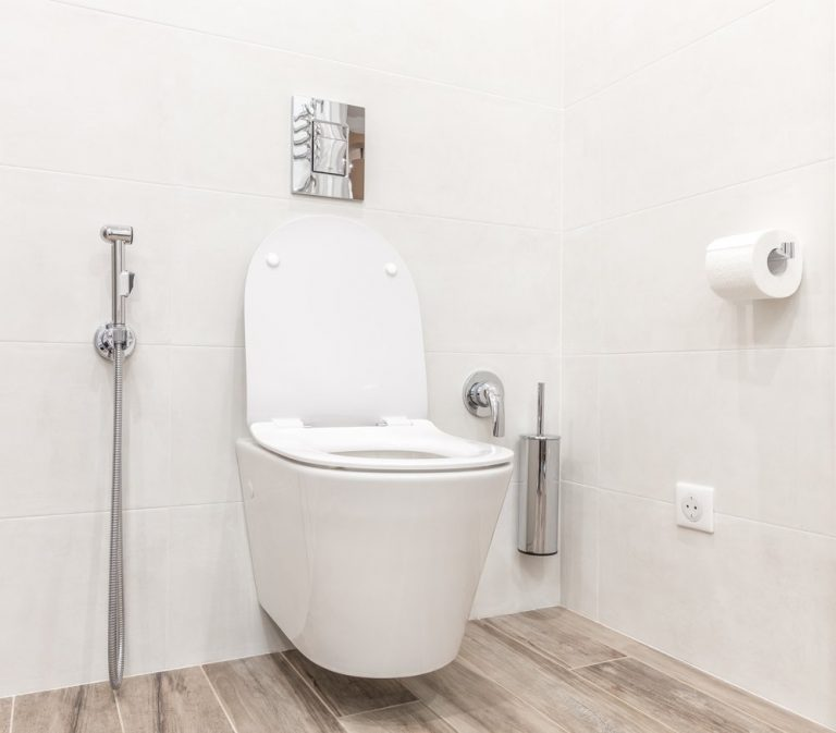 wc suspendu sdb