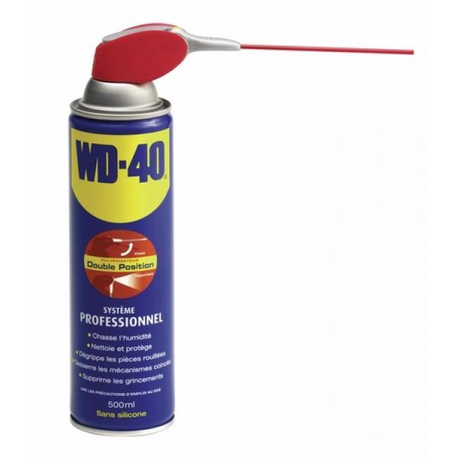 wd40 degrippant