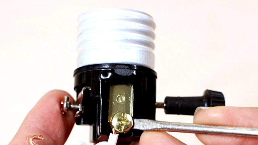 douille ampoule electrique