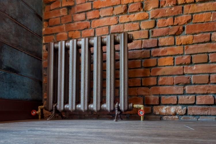 radiateur fonte vintage bricozor